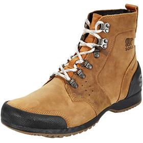 Sorel M's Ankeny Mid Hiker Boots Elk/Black